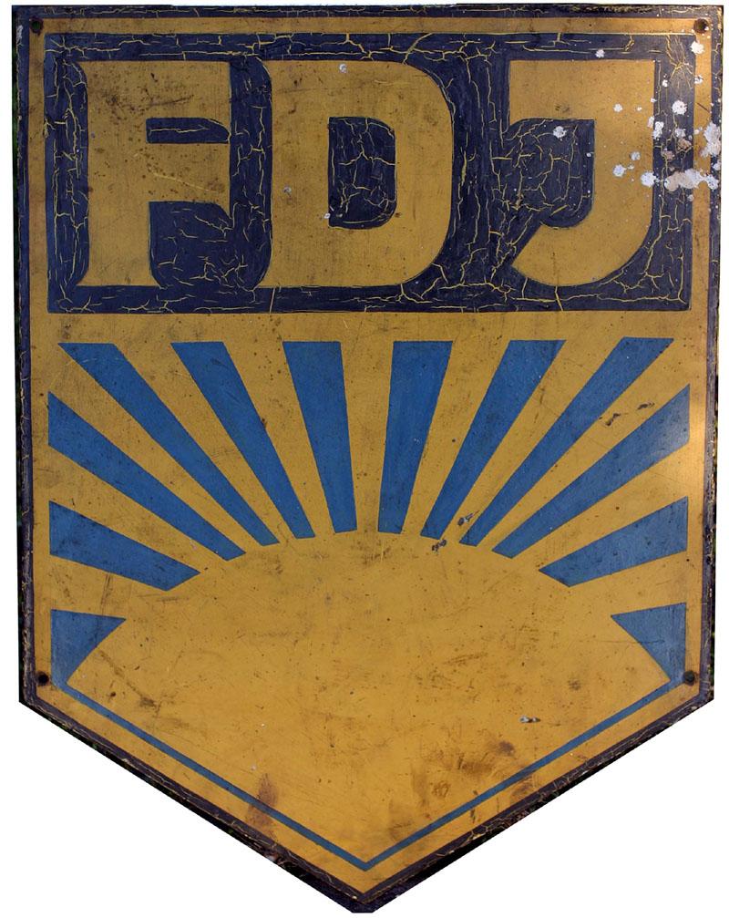... einer DRo-Lokomotive, Jugendlok der FDJ